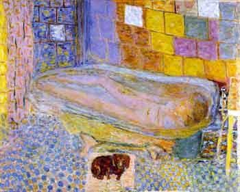Pierre Bonnard - Bathing Rituals