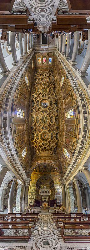 ˚Basilica di Santa Maria in Trastevere - Rome