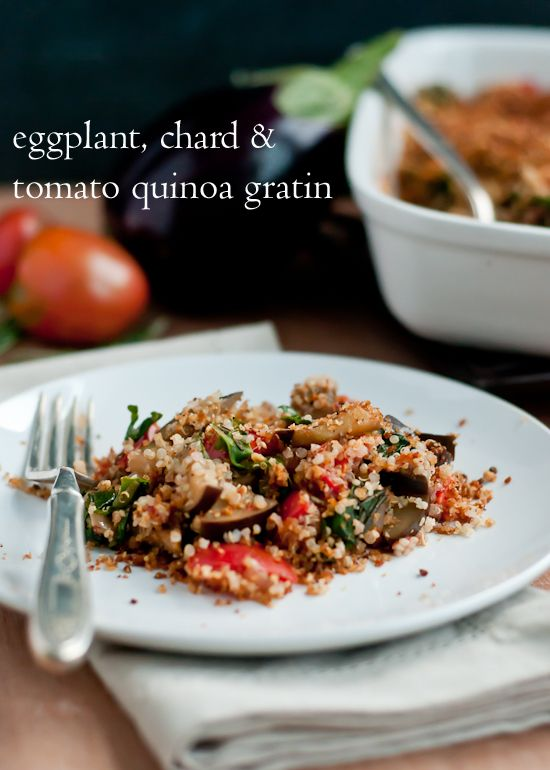 ... quinoa, couscous, polenta, bulgar on Pinterest | Garlic mushrooms