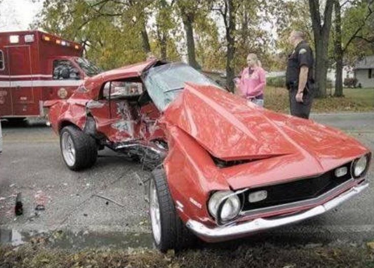 107 Best Wrecked Muscle Cars Images On Pinterest Muscle Cars
