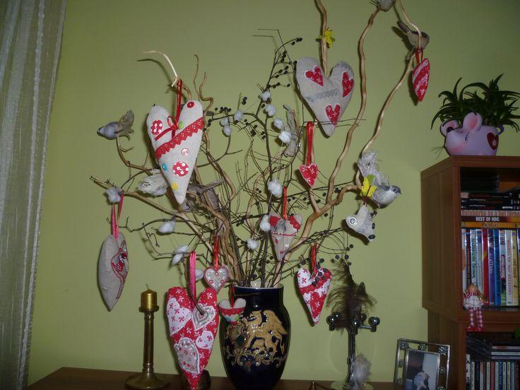 Valentin napi szivecskék 2016