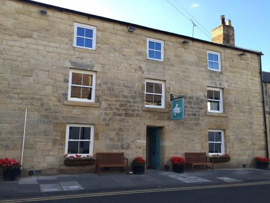 New addition to Warkworth High Street and a really good one, when you are next venturing out towards the Northumberland coast or running around the castle a stop off in Warkworth and Bertram's is well worth it.