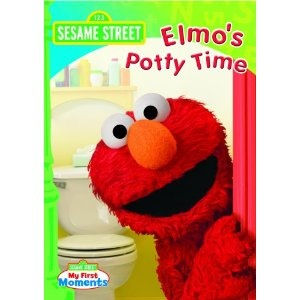 (Sesame Street - Elmo's Potty Time) Great Buy i bought this potty time dvd for my 2 year old son he loves it he watchesbit over and over and has started to go potty all alone.... [Click for more info]