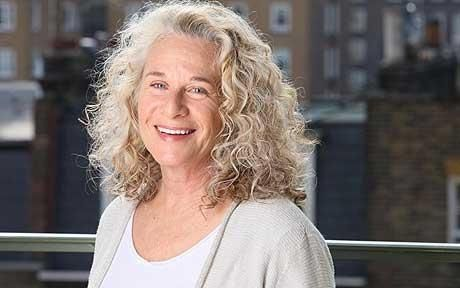 Carole King interview: 'I didn't have the courage to write songs initially'