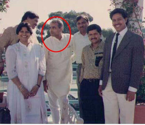 Narendra Modi journey of USA in 1993...Narendra Modi picture images of USA visit 1993..