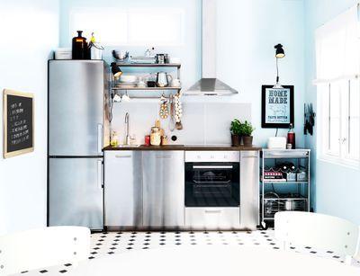 1000 id es sur le th me refrigerateur 2 portes sur pinterest refrigerateur - Module de cuisine ikea ...