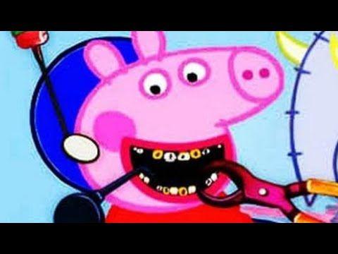 Peppa Pig Dentist Episodes Compilation New 2017 Peppa Pig English