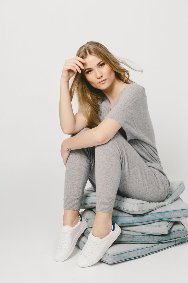Cashmere jumpsuit from Kashmina of Norway