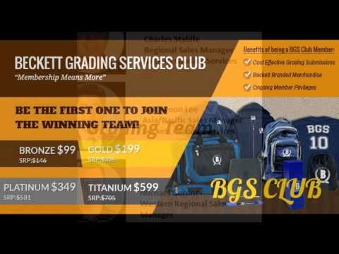Beckett Grading Service
