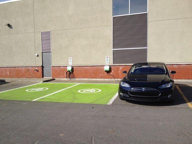 Canada : 43 millions d'euros pour la voiture électrique