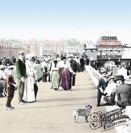 The Parade, 1903, Teignmouth