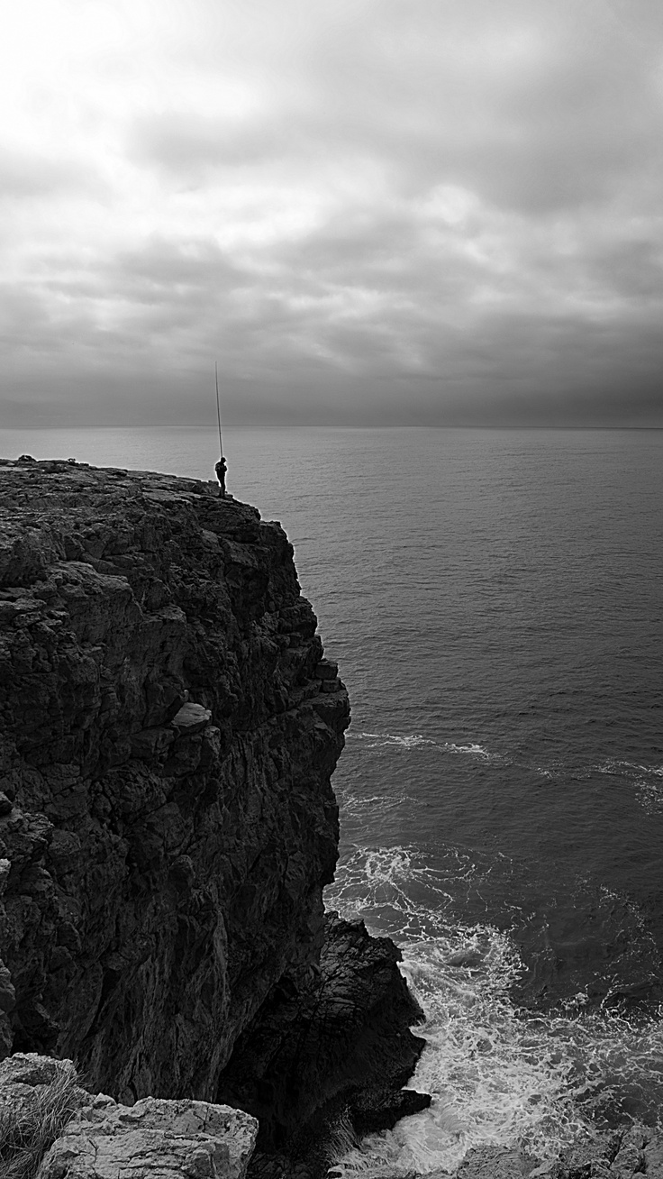 Sagres (Portugal) Fishing level hard