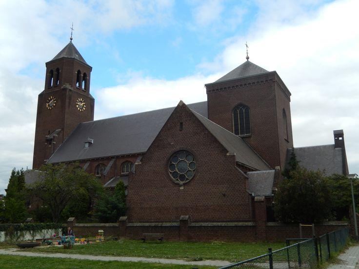 Kerk Maasniel - Roermond