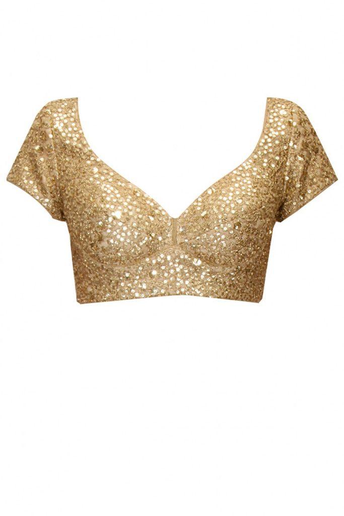 Sabyasachi Saree blouse