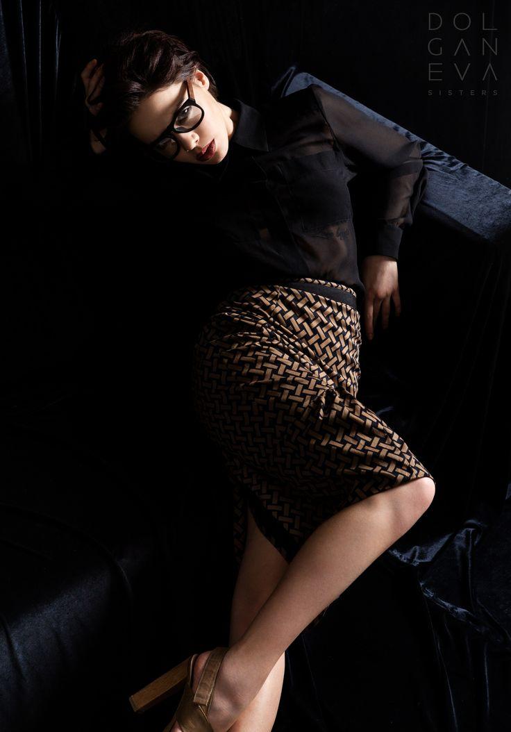 Блуза / шелк, шифон 100%. Blouse / silk, chiffon 100%