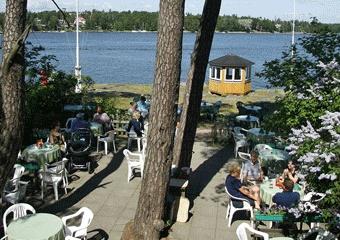 Pyysaaren legendaarinen kerhoravintola on avoinna kaikille Vapusta syyskuun lopulle.