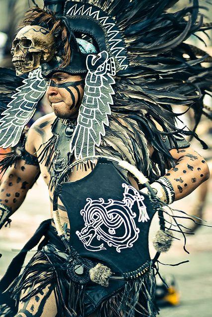 Bailador Azteca