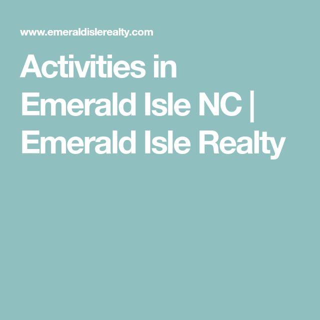 Activities in Emerald Isle NC | Emerald Isle Realty