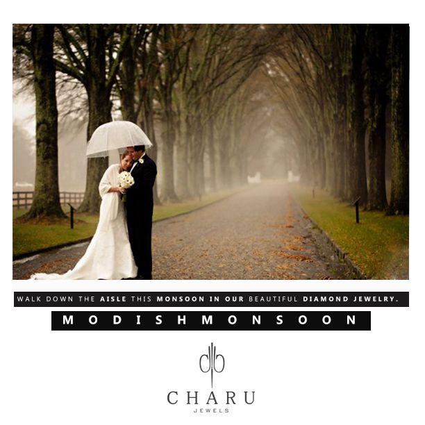 Walk down the aisle this monsoon in our beautiful diamond jewelry. #modishmonsoon #monsoon #bride #diamonds #jewelryjunkie #bride #jewelry #monsoonbride #wedding #bridalcollection #weddingjewelry #moda #precious #crystals