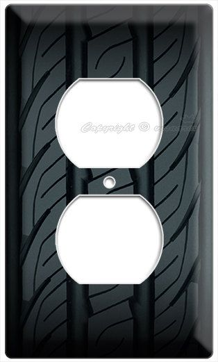 new rober car tire light switch electrical power by DecorLounge, $6.99
