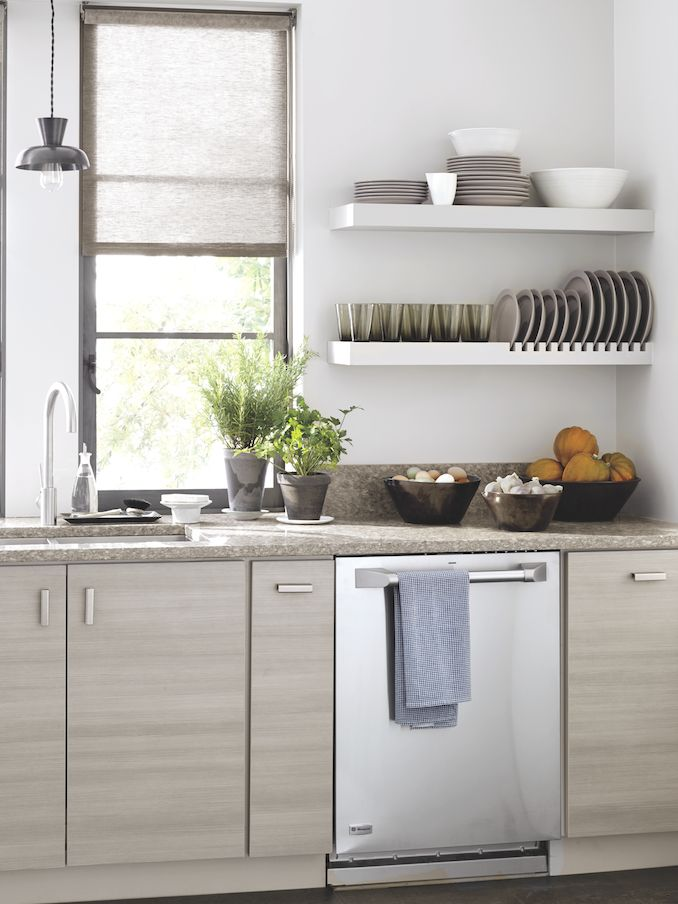Best Gray Is The New Neutral This Chic Kitchen Features Weston 400 x 300