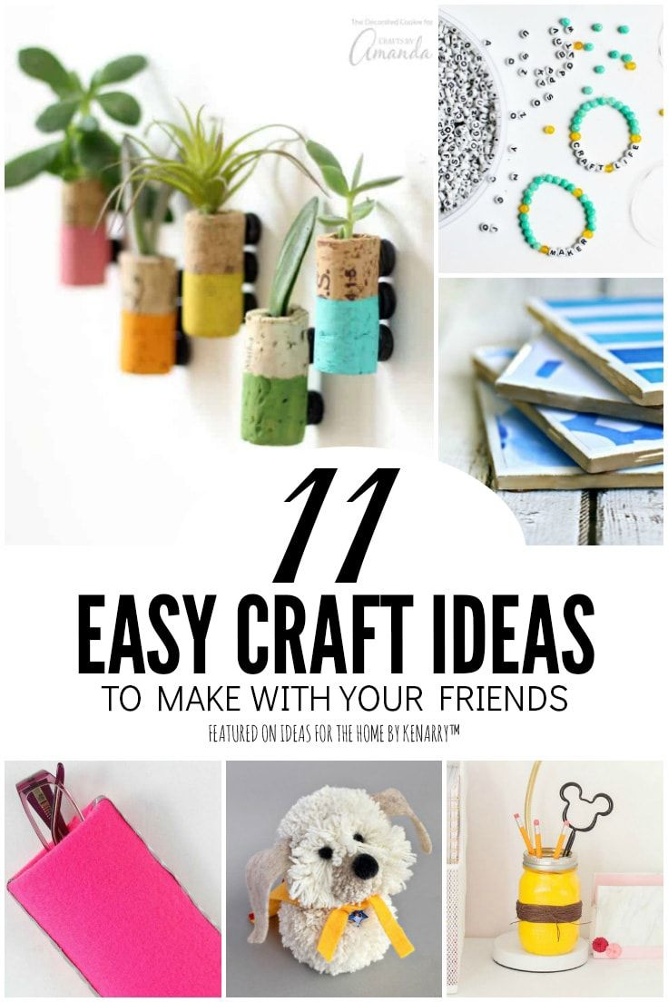 Craft Nights With Your Friends Are So Much Fun Check Out These