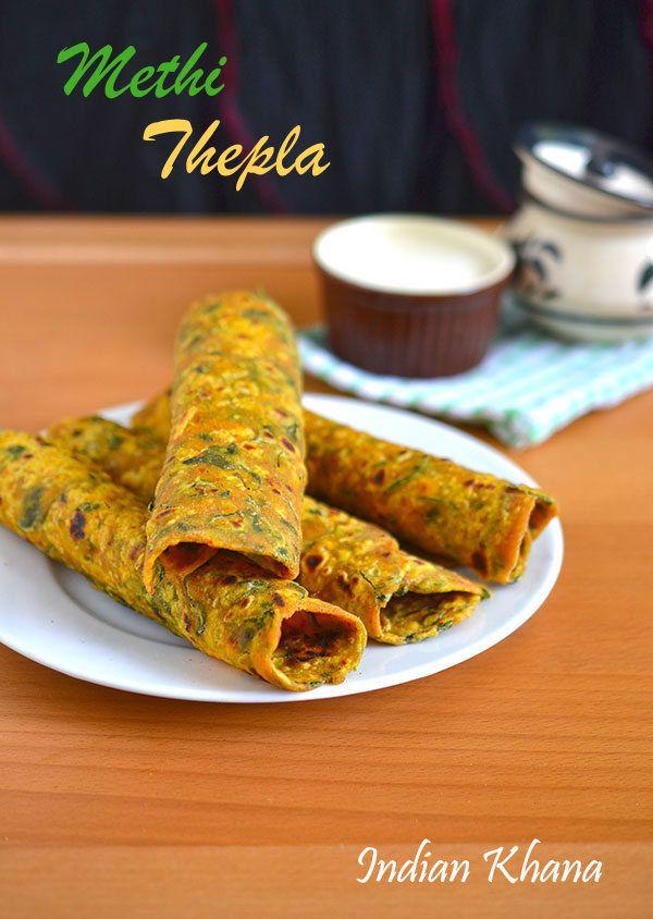 Gujarati-Methi-Thepla-Recipe