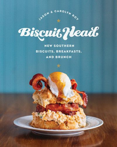 Want to know how to make some of the best cathead biscuits in the South? Try the recipes in this cookbook from Asheville, NC/Greenville, SC-based restaurant, Biscuit Head. You're welcome!