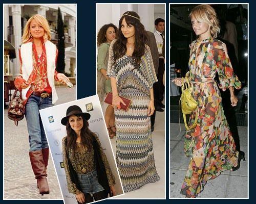 I love Nicole Ritchie's style....
