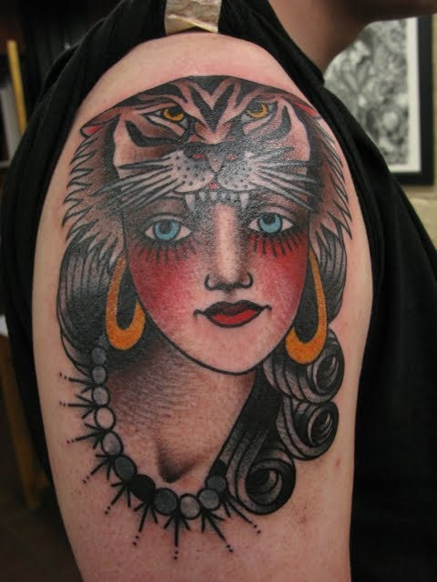 Marina Inoue   Classic Tattoo