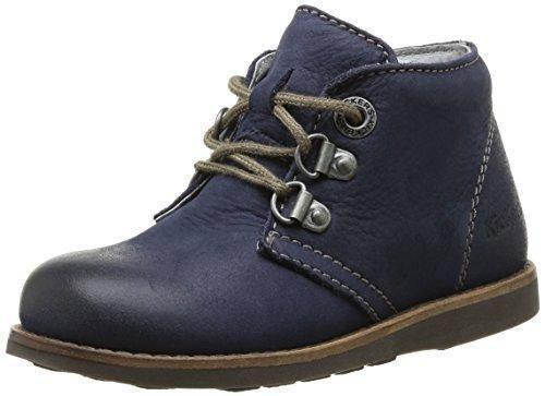 Oferta: 75€ Dto: -70%. Comprar Ofertas de Kickers Yoki - Zapatos primeros pasos de cuero para niño azul Bleu (10 Marine) 27 barato. ¡Mira las ofertas!