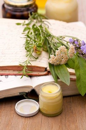 Schnu1 - Kräuterhexe: Ein kühlender Kräuter-Body-Balsam / A Cool Herbal Body Balm
