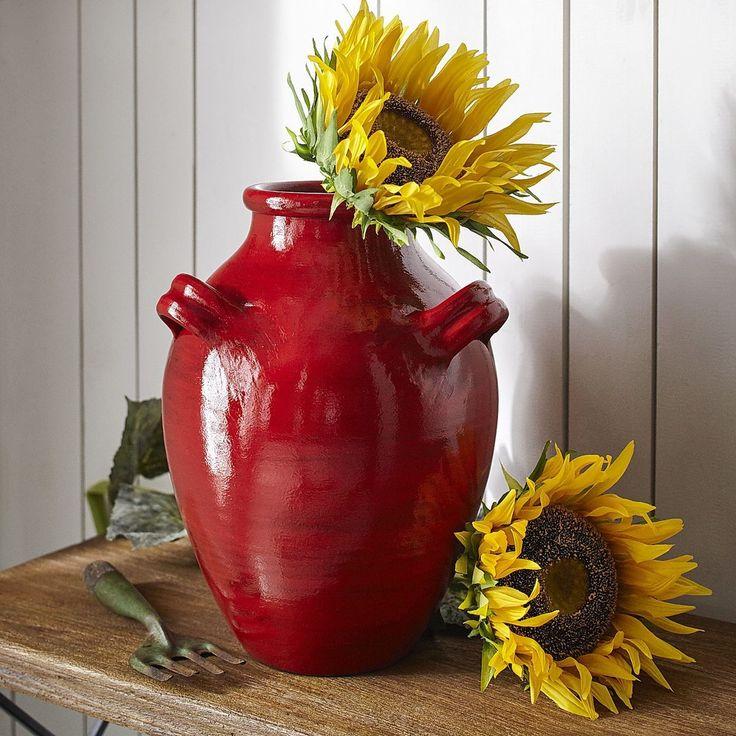 Image result for pier 1 red floor vase Fall/Winter