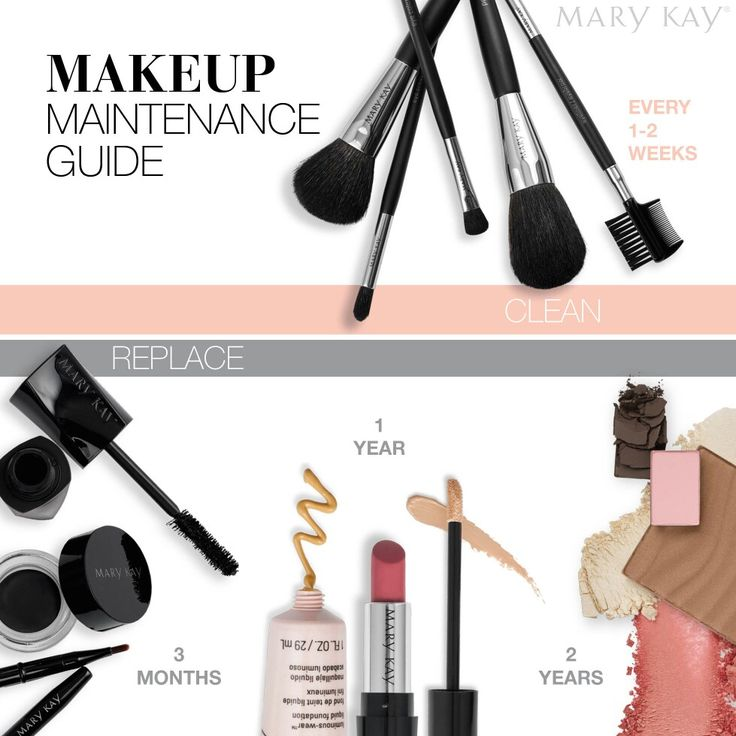 Makeup Maintenance www.marykay.com/afortune