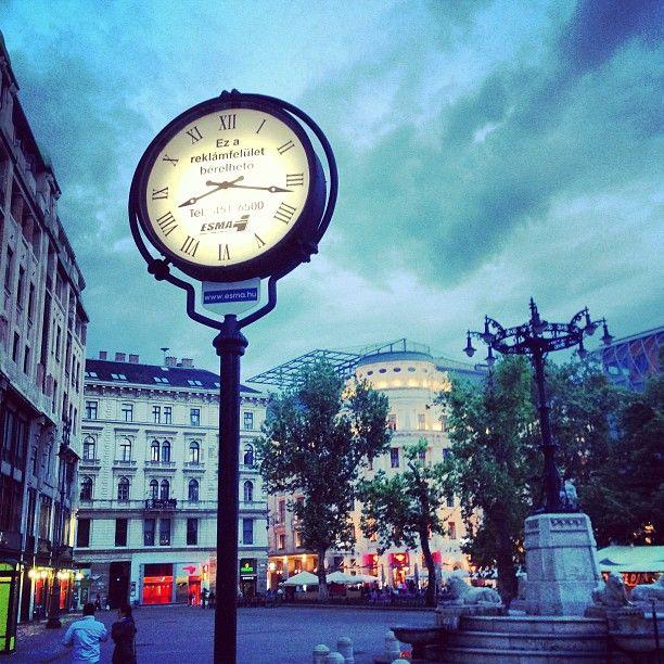 Vörösmarty tér itt: Budapest, Budapest