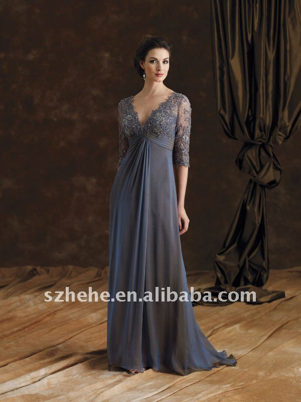 Elegant Mother Bride Dresses Petite