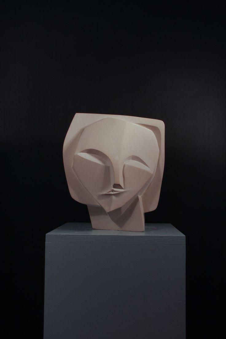 """""""Aenigmatica"""" - Hand carved maltese limestone"""