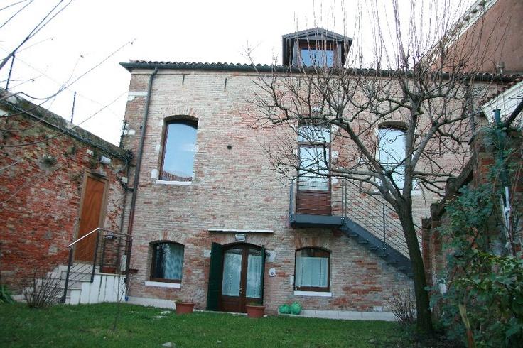 Collegio Gesuiti apartments and garden