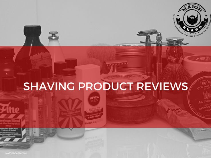 That is not the case here at Major Beard because we go to great lengths to provide you with unbiased reviews on all items related to shaving, reviews that you can use to make an informed choice on your next purchase. Major Beard has reviews on DE razor blades, safety razors, electric razors, shaving brushed and mugs, and shaving creams and soaps too.