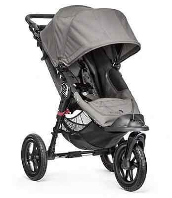 Brand New Baby Jogger City Elite Stroller Grey 2015 - http://baby.goshoppins.com/strollers/brand-new-baby-jogger-city-elite-stroller-grey-2015/