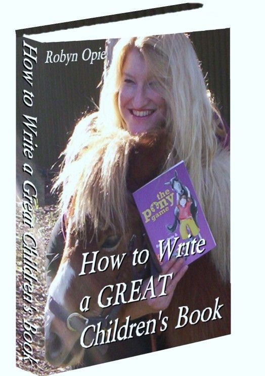 Free Writing Children's Books - Free Tips on Creating Ideas for Children's Books