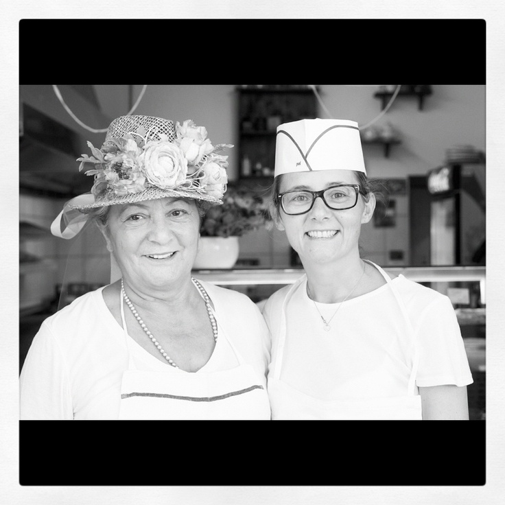 Madre e figlia!   #lellarimini #piadina #piadarimini