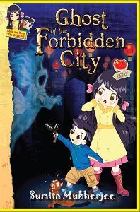 Keiko, Kenzo and Eji are on an outbound trip to China with their school friends and a strict teacher. They visit the Forbidden palace and discover that it is haunted. Strange things happen in the guest house and they set out to investigate. They are shocked to see an unearthly hollow face! Kenzo, being a brave heart finds a clue and decides to get to the bottom of the mystery. #literacy #education #books #childrensbooks #kidsbooks #parenting