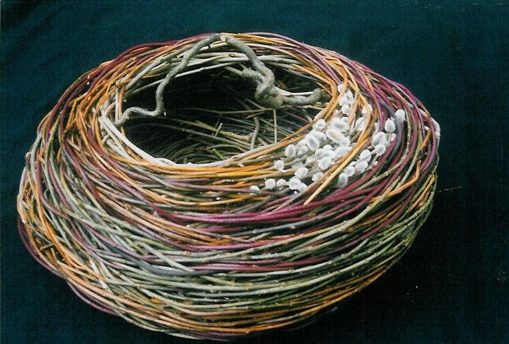 Willow Baskets Gallery of Donna Sakamoto Crispin