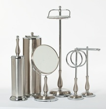Thompson & Taylor Bathroom Collection. Sleek, luxe & Clean design.
