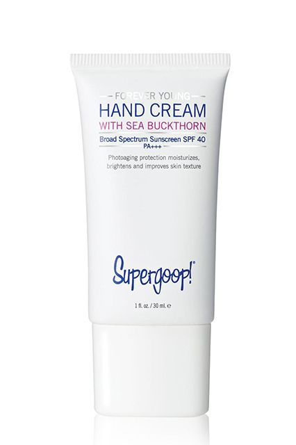 23 Beauty Products You Didn't Even Know You Needed #refinery29  http://www.refinery29.com/best-new-beauty-products#slide-8  An SPF Hand Cream  People say that both Madonna and Diane Keaton are rarely photographed without gloves because their hands have aged, well, differently than their faces. People also say that SK-II, a line based on a sake-derived essence known as Pitera, was discovered by chance when a group of scientists notice...