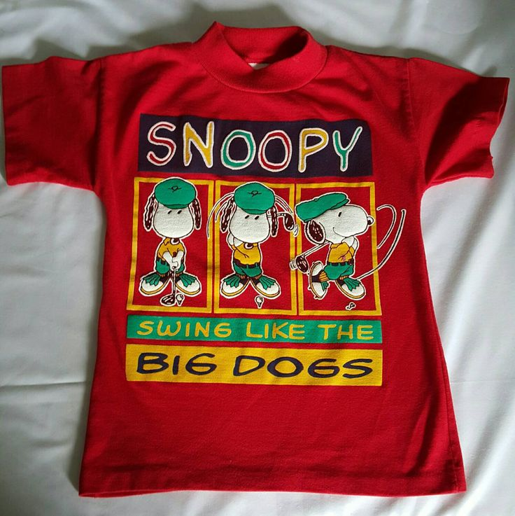 Snoopy Shirt, Peanuts Snoopy Shirt 1973, Boys Golf Shirt 5t by ResouledGypsy on Etsy