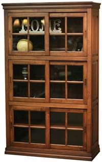 33% OFF Amish Furniture - Hand Crafted Shaker and Mission Furniture Online Outlet Store: Daytona Display Case: Oak