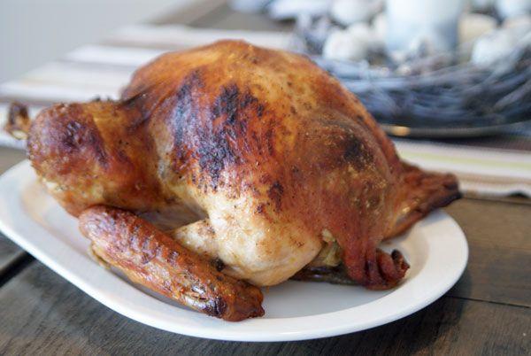 Perfect Roast Turkey (Pute in Würzlake)