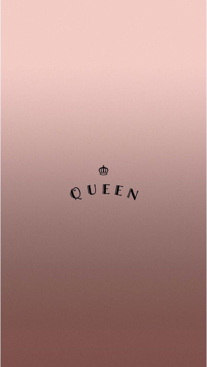 Queen Rose Gold Wallpaper Queens Wallpaper